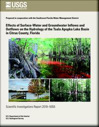 cover image: Hydrogeologic setting, conceptual groundwater flow system, and hydrologic conditions 1995–2010 in Florida and parts of Georgia, Alabama, and South Carolina