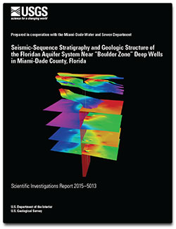cover image: Scientific Investigations Report 2015-5013 - click to go to the document