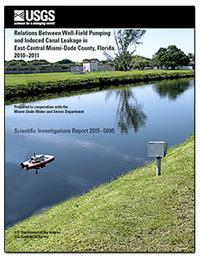 cover image: Scientific Investigations Report 2015-5095 - click to go to the document