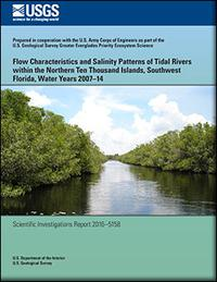 cover image: Scientific Investigations Report 2016-5158 - click to go to the document