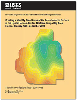 cover image: Scientific Investigations Report 2014-5038 - click to go to the document